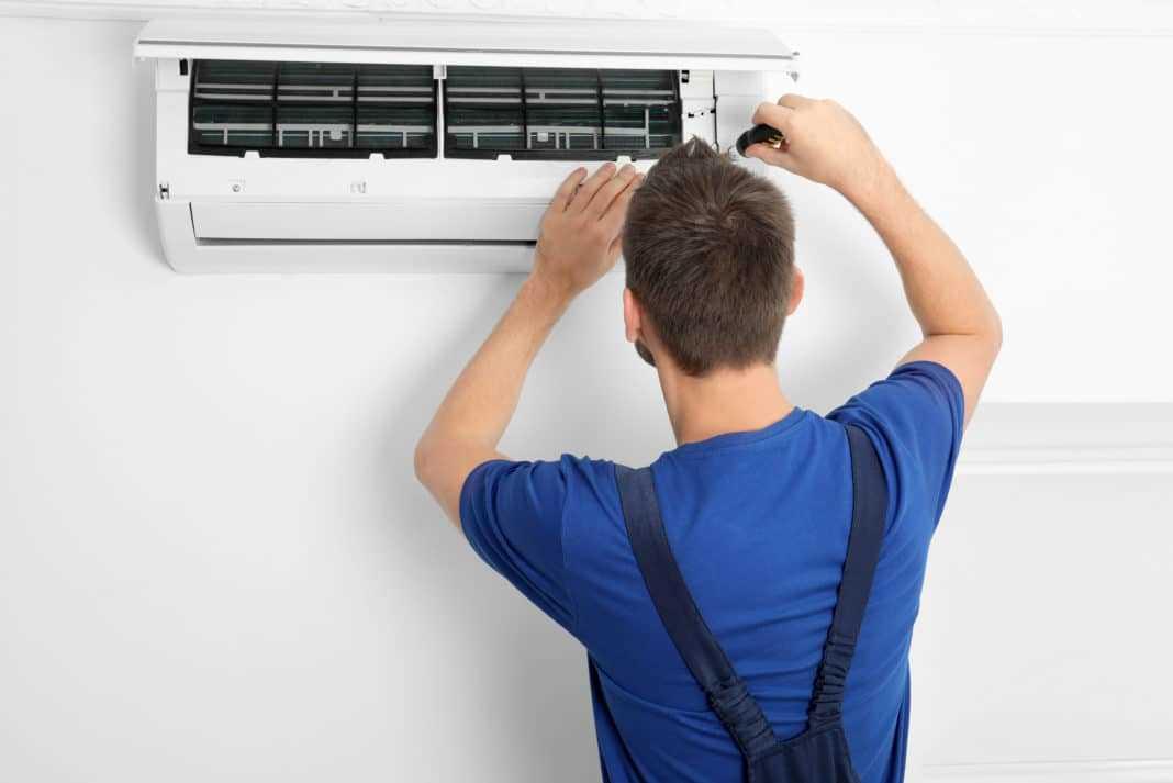 thợ sửa máy lạnh