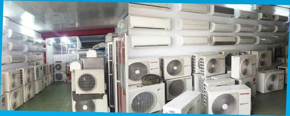 thu mua máy lạnh cũ giá cao